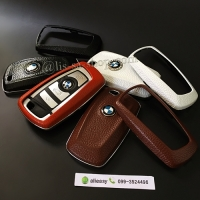 - BMW ซองหนังแท้ ใส่กุญแจรีโมทรถยนต์