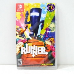 Nintendo Switch Runner3 Zone US / English ราคา 1490.-