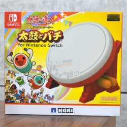 ++ กลอง Taiko ++ Hori Taiko Drum Controller for Nintendo Switch (NSW-079) ราคา 2590.-