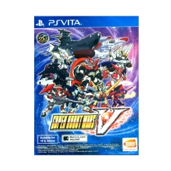 PS Vita™ Super Robot Wars V โซน 3 ซับอังกฤษ /** ส่งฟรี