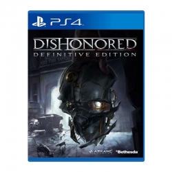 PS4 DISHONORED Zone 3 Asia English