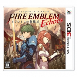 3DS™ Fire Emblem Echoes: Shadows of Valentia Zone JP, Japanese ราคา 1590.-