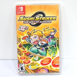 Nintendo Switch Sushi Striker: The Way of Sushido Zone US / English ราคา 1590.-