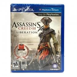 (UPD0516) PS Vita™ Assassin's Creed III: Liberation Zone 1 US / English