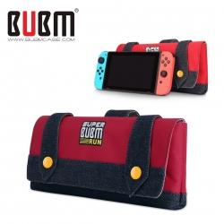 BUBM™ Switch-HG กระเป๋าผ้า สีแดง Super RUN ++ ราคา 590.-