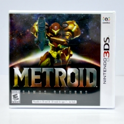 3DS™ (US) Metroid: Samus Returns Zone US, English ราคา 1390.-