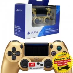 【New】Dualshock 4 Wireless Controller สีทอง รุ่นใหม่ CUH-ZCT2G 14