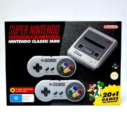 Nintendo Classic Mini: SNES (EU) Super Nintendo Entertainment System ชุดละ 5990฿ ส่งฟรี!