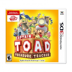 Nintendo 3DS™ Captain Toad: Treasure Tracker Zone US/ English ราคา 1390.-