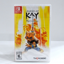 Nintendo Switch Legend of Kay Anniversary Zone US / English ราคา 1190.-