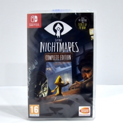 Nintendo Switch Little Nightmares [Complete Edition] Zone EU / English ราคา 1690.-