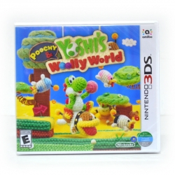 3DS™ (US) Poochy & Yoshi's Woolly World Zone US / English (Sales)