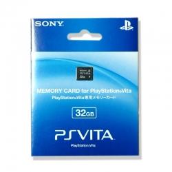 Sony PlayStation Vita Memory Card 32GB ** ส่งฟรี **