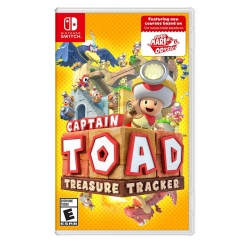 Nintendo Switch Captain Toad: Treasure Tracker Zone US / English ราคา 1390.-
