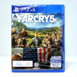 PS4™ Far Cry 5 Zone 3 Asia / English ราคา 1890.- * ส่งฟรี EMS