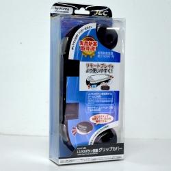 L2/R2 Button Grip Cover (Black) สำหรับ PSVita 2000 PCH-200x ยี่ห้อ JEC ของแท้จากญี่ปุ่น