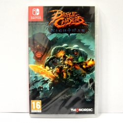 Nintendo Switch™ Battle Chasers: Nightwar Zone EU / English ราคา 1290.-