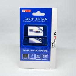 ฟิล์มกันรอย 2 ชิ้น สำหรับเครื่อง New 3DS XL / LL (HK) (เครื่องใหญ่)