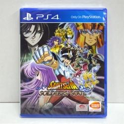 PS4 Saint Seiya: Soldiers' Souls zone2 eu Eng