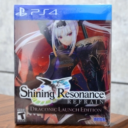 PS4™ Shining Resonance Re:frain [Draconic Launch Edition] Zone US / English
