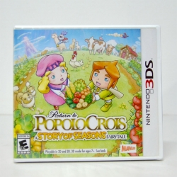 3DS™ (US) Return to PoPoLoCrois : A Story of Seasons Fairytale