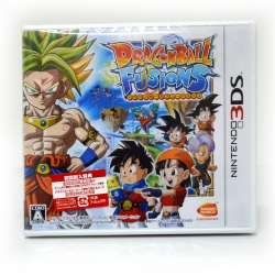 3DS™ Dragon Ball Fusions Zone JP / ภาษาญี่ปุ่น / Japanese version