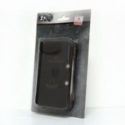 【NEW3DS】 Black Horns Silicone Case for new 3DS ตัวเล็ก (สีดำ)