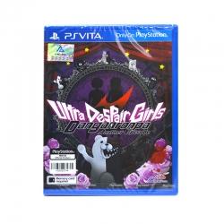 PSVita Danganronpa Another Episode : Ultra Despair Girls Zone 3 Asia / English (Voice En/Jp, Sub English) *New* สำเนา