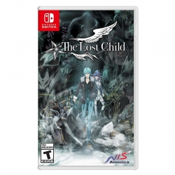 Nintendo Switch The Lost Child Zone US / English ราคา 1790.-