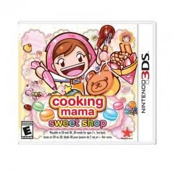 3DS™ (US) Cooking Mama: Sweet Shop Zone US / English ลดราคาเหลือ 990..-Sales!! ส่งฟรี
