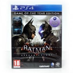 PS4™ Batman® Arkham Knight™Game Of The Year Zone 2 EU / English