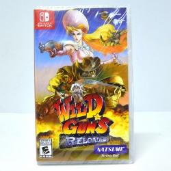 Nintendo Switch™ Wild Guns Reloaded Zone US / English ราคา 1050 บาท