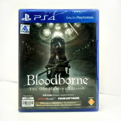 PS4 Bloodborne : The Old Hunters Edition Zone 3 Asia / English ส่งฟรี