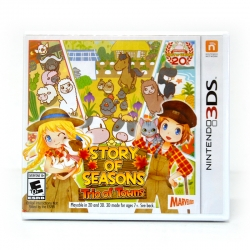 3DS™ (US) Story of Seasons : Trio of Towns Zone US / English