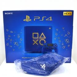 เครื่อง PS4 Slim รุ่นลิมิเต็ด Day Of Play CUH-2106A BZN 500GB (สีน้ำเงิน) ประกันศูนย์ 1 ปี ราคา 11990.- // ส่งฟรี
