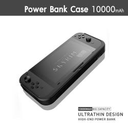 เคสพาวเวอร์แบงค์ 10000 mAh ++ MOD-X Case Power Bank for Nintendo Switch 10000mAh ราคา 1390.- // ส่งฟรี