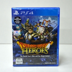 PS4 Dragon Quest Heroes The World Tree's Woe and the Blinght Below /zone1,ZONE2 EU,Z3 English