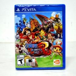 PSVITA One Piece Unlimited World Red Zone 1 US / English Version
