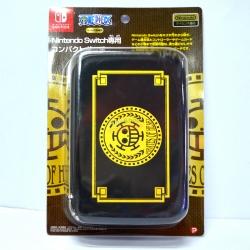กระเป๋าลายวันพีช One Piece Heart Pirates Compact Pouch ของแท้ จากญี่ปุ่น [OP-135B] ราคา 790.- ส่งฟรี