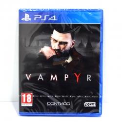 PS4 Vampyr Zone EU / English ราคา 1890.-