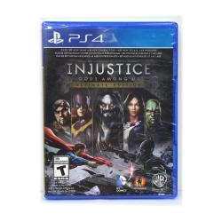 PS4™ Injustice: Gods Among Us - Ultimate Edition Zone 1 US / English