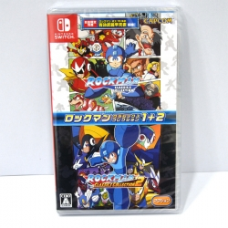 NSwitch Rockman Classics collection 1+2 Zone JP / JP/EN ราคา 1590.-
