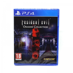 PS4 Resident Evil: Origins Collection Zone 2 EU / English Vesion