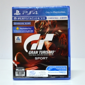 PS4™ Gran Turismo Sport Zone 3 Asia, English ราคา 1890.- // ส่งฟรี