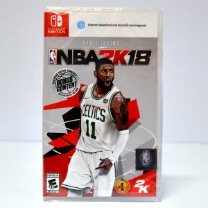 Nintendo Switch™ NBA 2K18 Zone US, English ราคา 1690.-