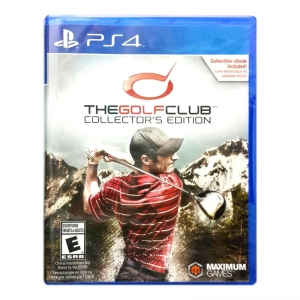 PS4 The Golf Club (Collector's Edition) Zone 1 US / English