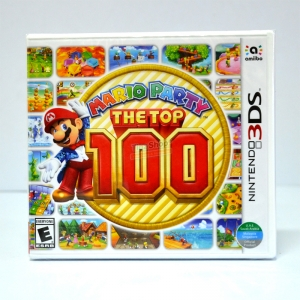 3DS™ Mario Party: The Top 100 Zone US / English ราคา 1390.-