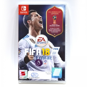 Nintendo Switch FIFA18 - 2018 FIFA World Cup Russia™ English Version ราคา 1190.-