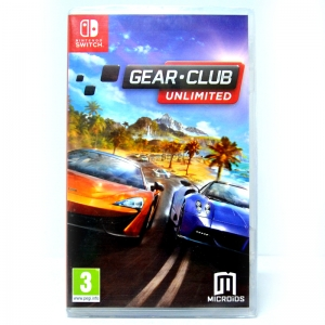 Nintendo Switch™ Gear.Club Unlimited Zone EU / English ราคา 1390.-