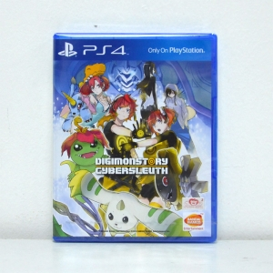 PS4™ Digimon Story: Cyber Sleuth Zone 3 Asia / English Version